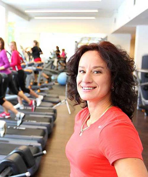 Trenéři - Naďa Koštovalová osobní trenér a fitness poradce
